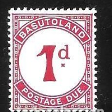 Sellos: BASUTOLAND. Lote 225521066
