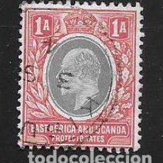 Timbres: AFRICA DEL ESTE BRITANICA. Lote 227558680