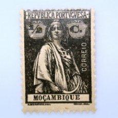 Sellos: SELLO POSTAL MOZAMBIQUE 1921 , 1/2 C, CERES, SIN USAR. Lote 233864190