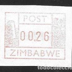 Sellos: ZIMBABWE. Lote 236102540