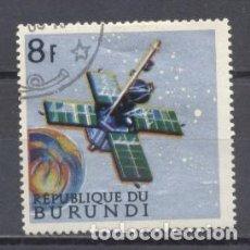 Sellos: BURUNDI ,1968,ESPACIO, PREOBLITERADO. Lote 238133565