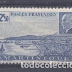 Sellos: MARTINICA (COLONIA FRANCESA) 1941 YVERT 190- NUEVO. Lote 243073785