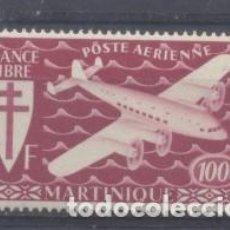 Sellos: MARTINICA (COLONIA FRANCESA) 1945 YVERT 5- NUEVO. Lote 243074725