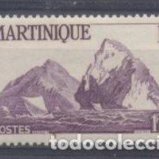 Sellos: MARTINICA (COLONIA FRANCESA) 1947 YVERT 231 - NUEVO. Lote 243075310