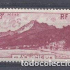 Sellos: MARTINICA (COLONIA FRANCESA) 1947 YVERT 237 - NUEVO. Lote 243075655
