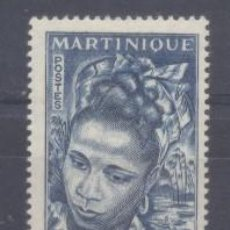 Sellos: MARTINICA (COLONIA FRANCESA) 1947 YVERT 227 - NUEVO. Lote 243076525