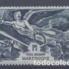 Sellos: MARTINICA (COLONIA FRANCESA) 1946 YVERT 6 - NUEVO. Lote 243076915