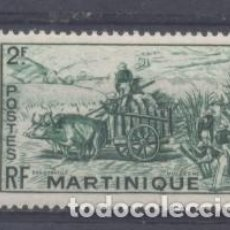 Sellos: MARTINICA (COLONIA FRANCESA) 1947 YVERT 232- NUEVO. Lote 243078010