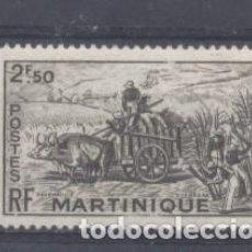 Sellos: MARTINICA (COLONIA FRANCESA) 1947 YVERT 233- NUEVO. Lote 243078295