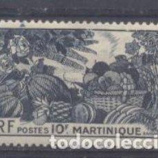 Sellos: MARTINICA (COLONIA FRANCESA) 1947 YVERT 238- NUEVO. Lote 243078385