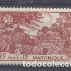 Sellos: MARTINICA (COLONIA FRANCESA) 1947 YVERT 239- NUEVO. Lote 243078465