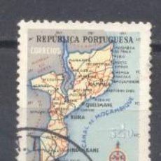 Sellos: MOZAMBIQUE, COLONIA PORTUGUESA, 1954, USADO. Lote 245111585