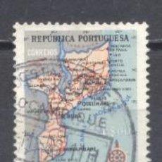 Sellos: MOZAMBIQUE, COLONIA PORTUGUESA, 1954, USADO. Lote 245111740