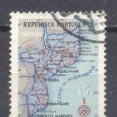 Sellos: MOZAMBIQUE, COLONIA PORTUGUESA, 1954, USADO. Lote 245111860