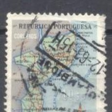 Sellos: MOZAMBIQUE, COLONIA PORTUGUESA, 1954, USADO. Lote 245111930