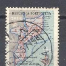 Sellos: MOZAMBIQUE, COLONIA PORTUGUESA, 1954, USADO. Lote 245112000