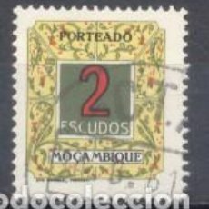 Sellos: MOZAMBIQUE, COLONIA PORTUGUESA, 1953, USADO. Lote 245116650