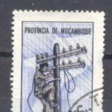 Sellos: MOZAMBIQUE, COLONIA PORTUGUESA, 1965, USADO. Lote 245278805