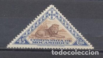 MOZAMBIQUE, COLONIA PORTUGUESA, 1937,COMPAÑIA DE MOZAMBIQUE, NUEVO (Sellos - Extranjero - África - Otros paises)