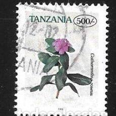 Sellos: TANZANIA. Lote 252094950