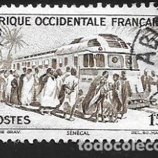 Timbres: AFRICA OCCIDENTAL FRANCESA. Lote 252096015