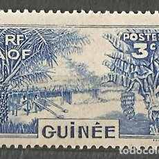 Sellos: GUINÉE - 1904 - AOF - 3C - NUEVO. Lote 254533575