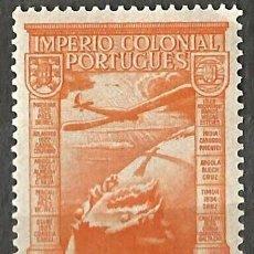 Sellos: STO TOMÉ - IMPERIO COLONIAL PORTUGUÉS - NUEVO. Lote 254534930