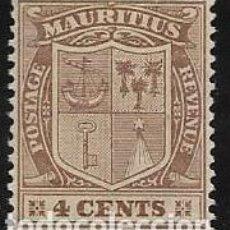 Francobolli: MAURICIO YVERT 161 NUEVO CON GOMA. Lote 255393505