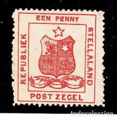 Sellos: STELLALAND REPUBLICA BOER 1 SIN GOMA,. Lote 257870320