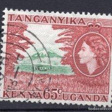 Sellos: AFRICA DEL ESTE BRITANICA ( KENYA-UGANDA-TANGANICA ), 1955 , STAMP ,, MICHEL 99. Lote 277115263