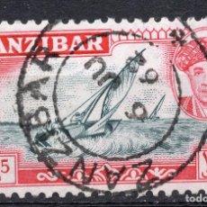 Sellos: ZANZIBAR , 1961 , STAMP MICHEL 250. Lote 277115528
