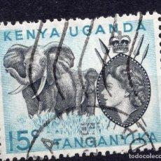 Sellos: AFRICA DEL ESTE BRITANICA ( KENYA-UGANDA-TANGANICA ), 1954 , STAMP ,, MICHEL 94 I. Lote 261991970