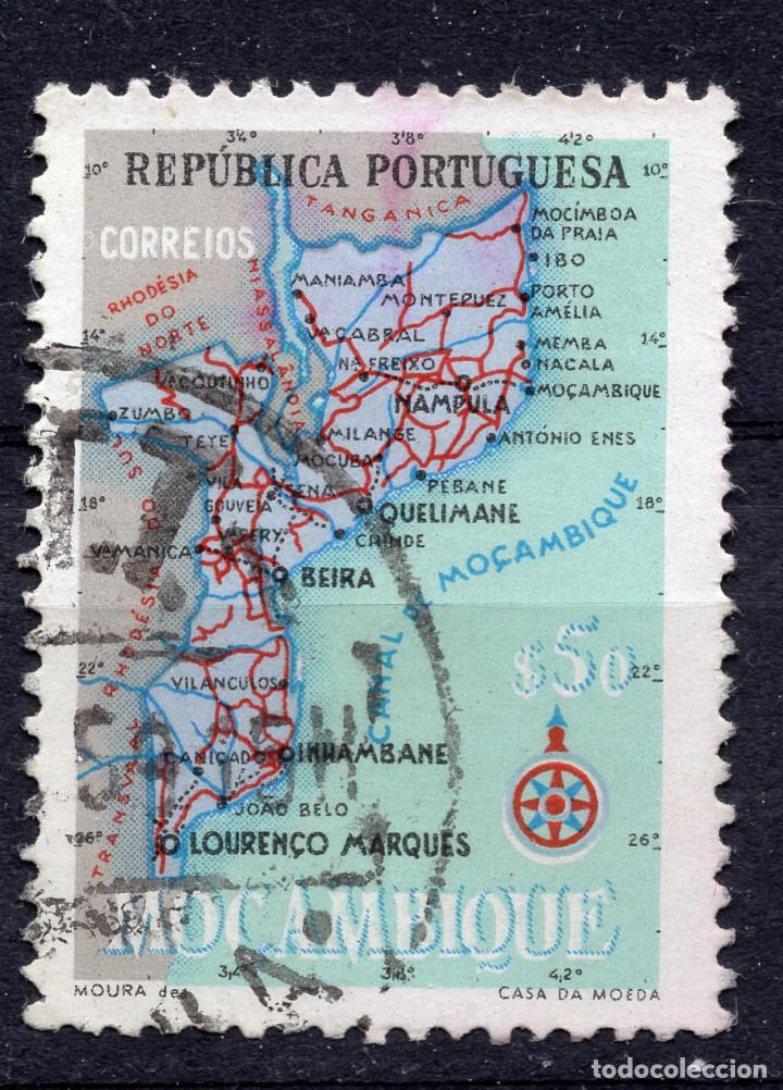 MOZAMBIQUE, 1954 , STAMP ,, MICHEL 443 (Sellos - Extranjero - África - Otros paises)
