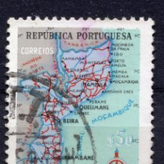 Sellos: MOZAMBIQUE, 1954 , STAMP ,, MICHEL 443. Lote 262078515