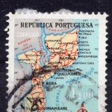 Sellos: MOZAMBIQUE, 1954 , STAMP ,, MICHEL 444. Lote 262078565