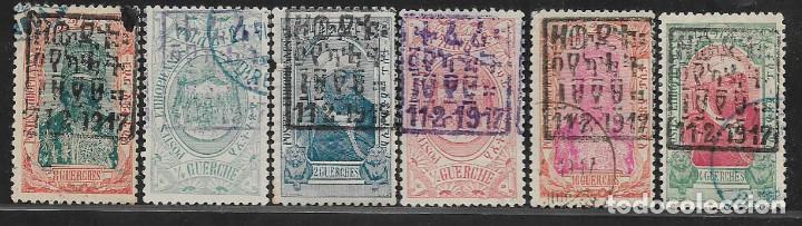 ETHIOPIENNES, SERIE COMPLETA,- Nº 100-05, VER FOTO (Sellos - Extranjero - África - Otros paises)