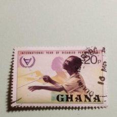 Sellos: SELLOS GHANA. Lote 267844789