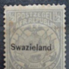 Sellos: SWAZIELAND. Lote 268745509