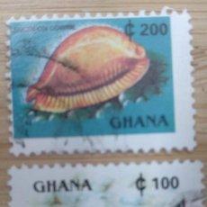 Selos: GHANA. Lote 268869144