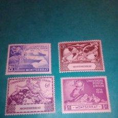 Sellos: 1949 UPU MONTSERRAT. Lote 270224303