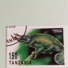 Sellos: SELLOS DINOSAURIOS TANZANIA- M9. Lote 270415408