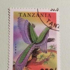 Sellos: SELLOS DINOSAURIOS TANZANIA- M9. Lote 270415463