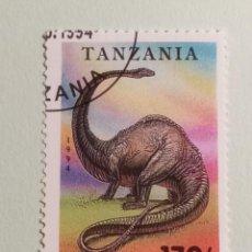 Sellos: SELLOS DINOSAURIOS TANZANIA- M9. Lote 270415473