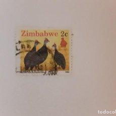 Sellos: AÑO 1990 ZIMBABWE SELLO USADO. Lote 270534613