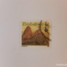 Sellos: AÑO 1990 ZIMBABWE SELLO USADO. Lote 270534693