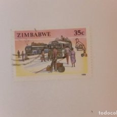 Sellos: AÑO 1990 ZIMBABWE SELLO USADO. Lote 270535483