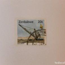 Sellos: AÑO 1995 ZIMBABWE SELLO USADO. Lote 270535578