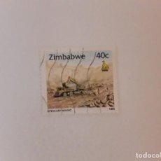 Sellos: AÑO 1995 ZIMBABWE SELLO USADO. Lote 270535608