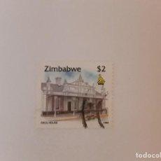 Sellos: AÑO 1995 ZIMBABWE SELLO USADO. Lote 270535628
