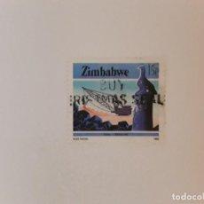 Sellos: AÑO 1985 ZIMBABWE SELLO USADO. Lote 270535763